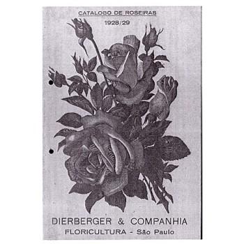 Catálogo de 1928 e 1929